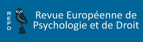 Revue Européenne de Psychologie et de Droit